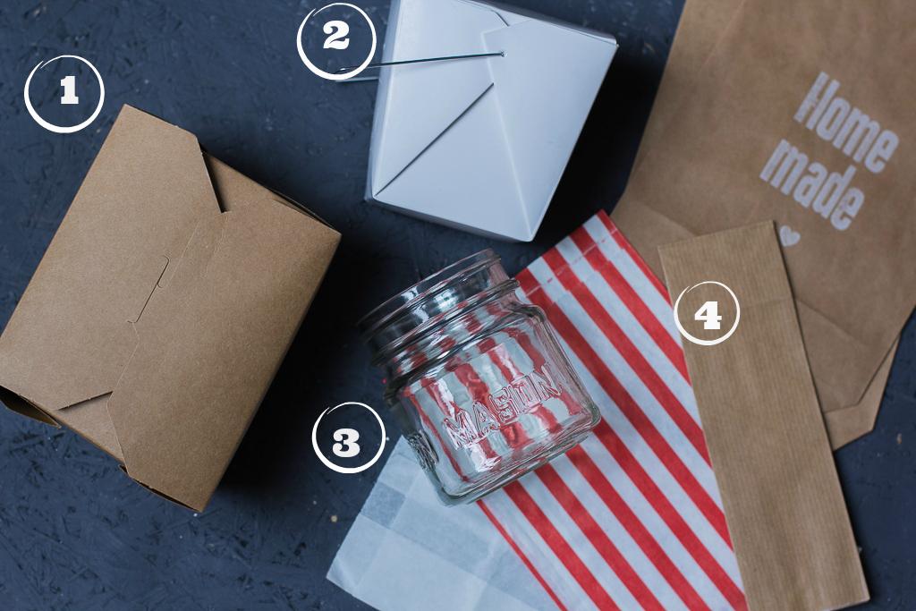 Geschenke aus der Küche verpacken - Reiseblog Foodblog Lunch For One