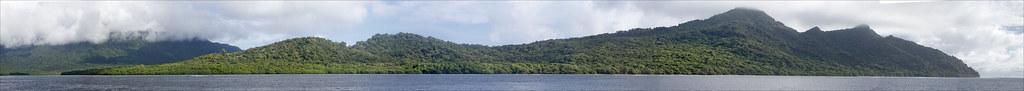Vanikoro Panorama