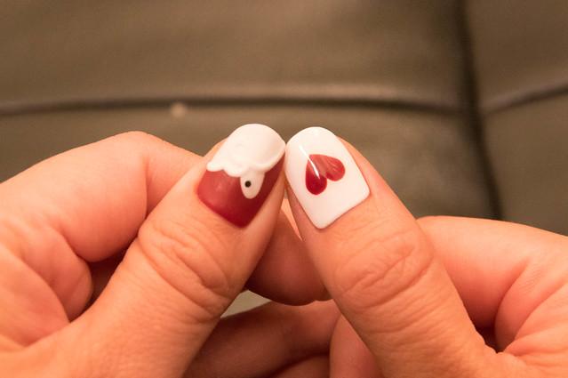 sheep nail