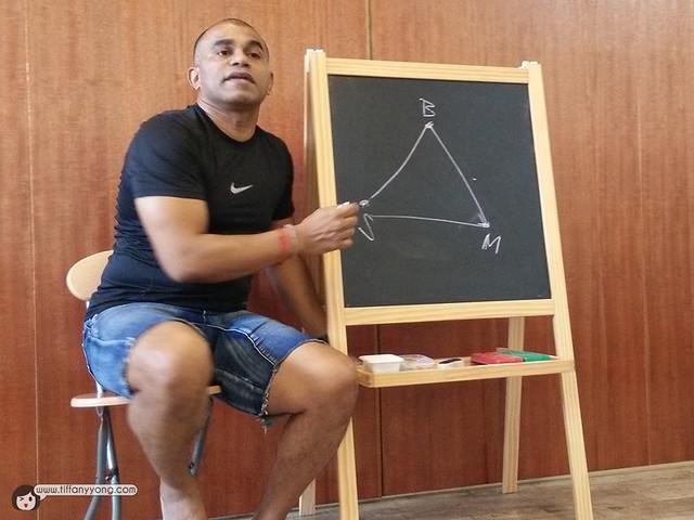 Tirisula Yoga Master paalu