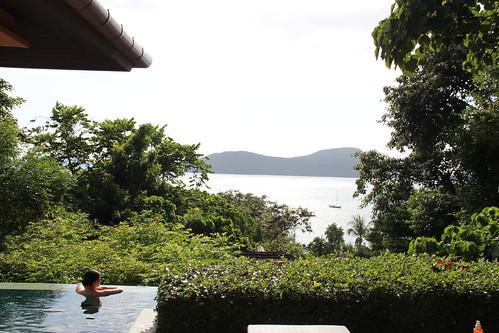 Sri Panwa villa