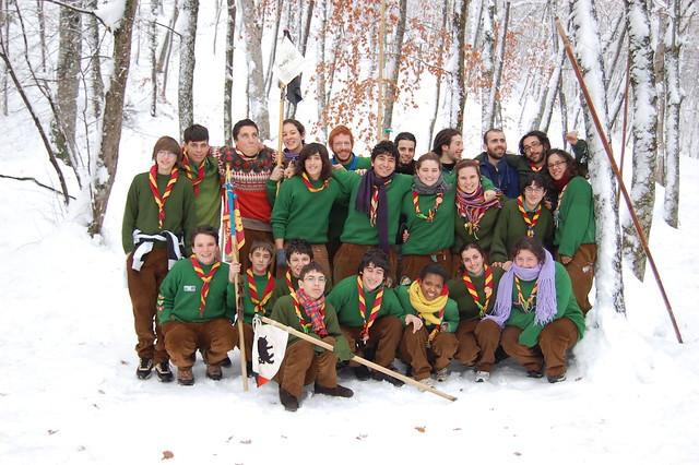 Campo Invernale 2008 - 2009