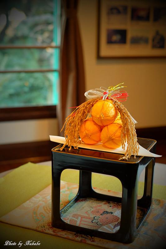 お正月装飾 by Nakabo