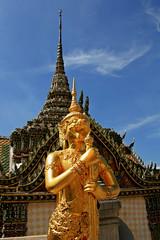 Western Porch, Wat Phra Kaew