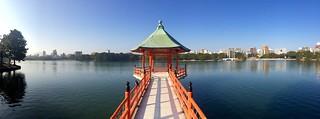 大濠公園 Ohori Park