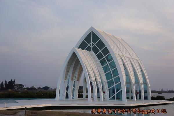 台南北門遊客中心婚紗美地水晶教堂37