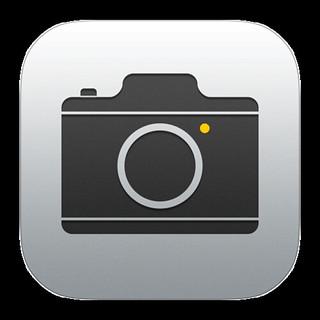 カメラアプリアイコン