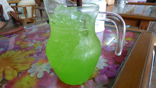 Koh Samui Melon Soda
