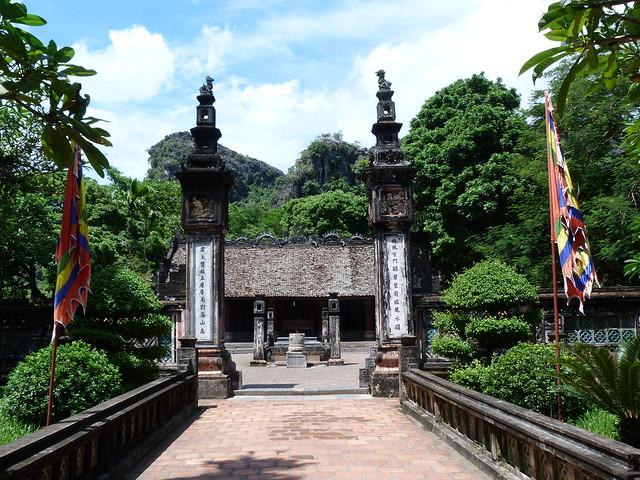 Templo de Hoa Lu (Vietnam)