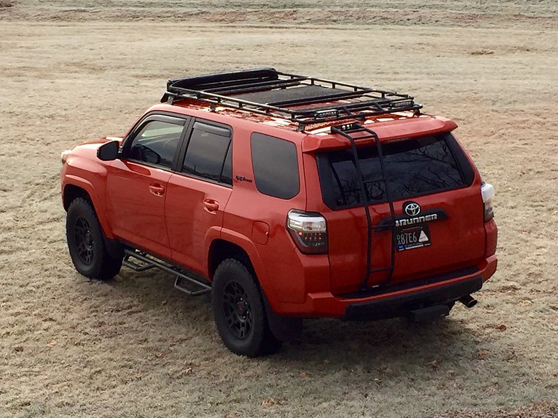 Chudiddy Inferno Trd Pro Build Page 4 Toyota 4runner