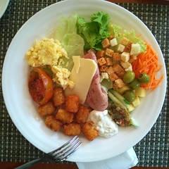Grace Breakfast Plate