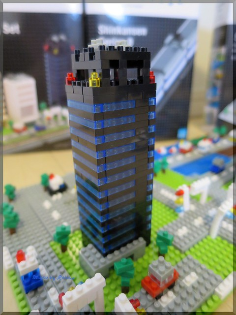 Photo:2014-10-24_T@ka.'s Life Log Book_【Monitor】ナノブロックでつくろう!『まちと電車のある風景』体験モニターをやってみたよ!_05 By:logtaka