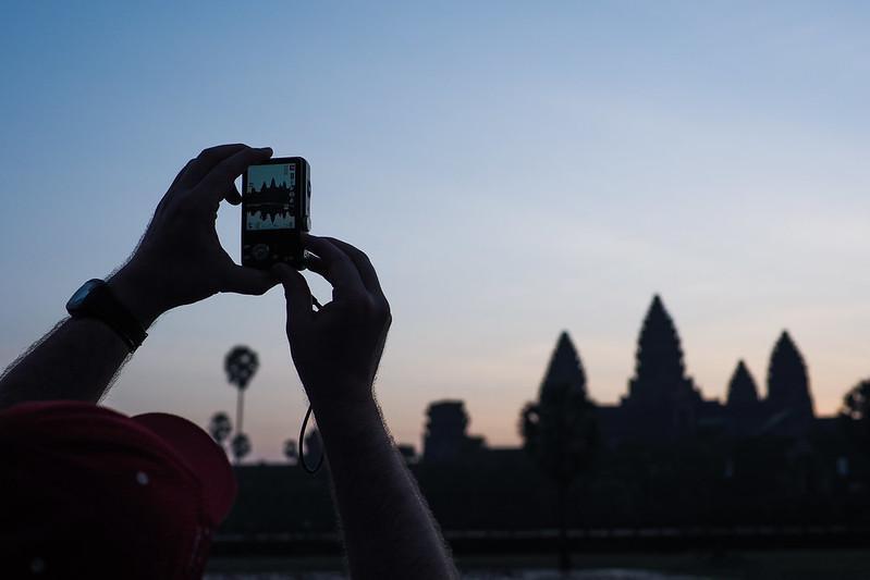 Angkor Wat 吳哥廟|Siem Reap 暹粒