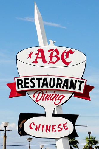 ABC Buffet, Route 66, Kingman, Arizona