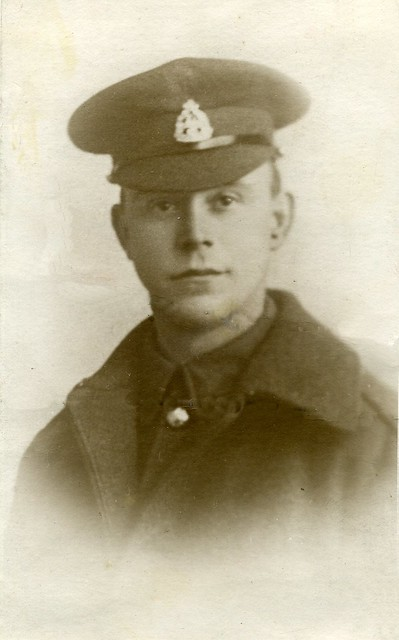 [3] George Collins in Army Uniform
