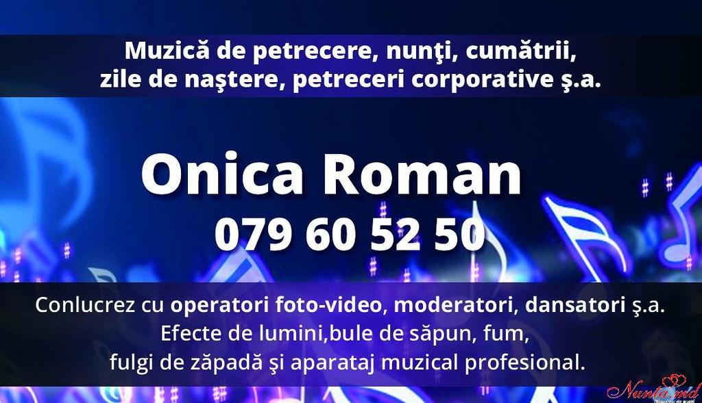 Dj Roman, un DJ cu experienţăa la sărbătoarea dumneavoastră! > Foto din galeria `Principala`