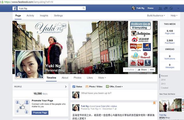 2015 FB page