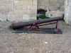 Early Iron Cannon at Caen Caslle