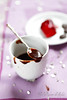 Glacage au chocolat express