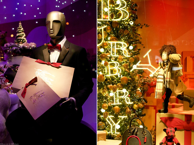 Christmas windows, Printemps