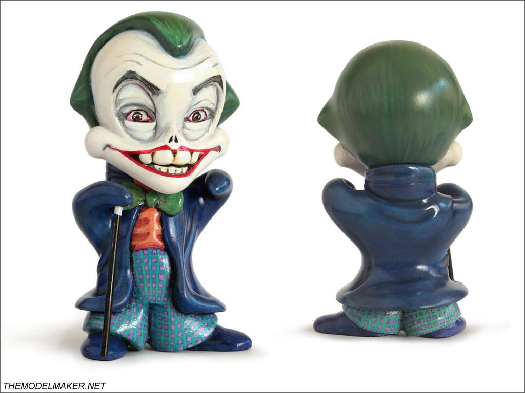Wandering Misfit Joker 1