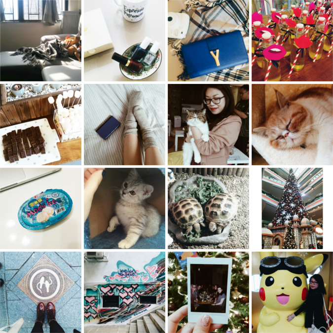 Daisybutter - Hong Kong Fashion and Lifestyle Blog: December 2014 Instagram round up