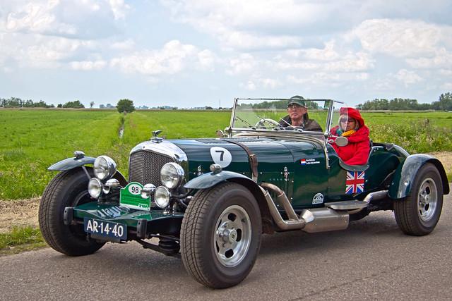Bentley MK VI Sport Syd Lawrence Special 1948 (8221)
