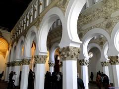Sinagoga de Santa María la Blanca (Toledo)