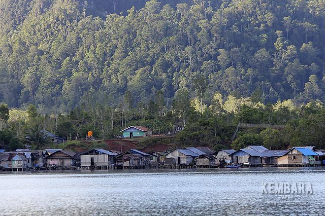 Desa Usaha Jaya, Misool - Raja Ampat