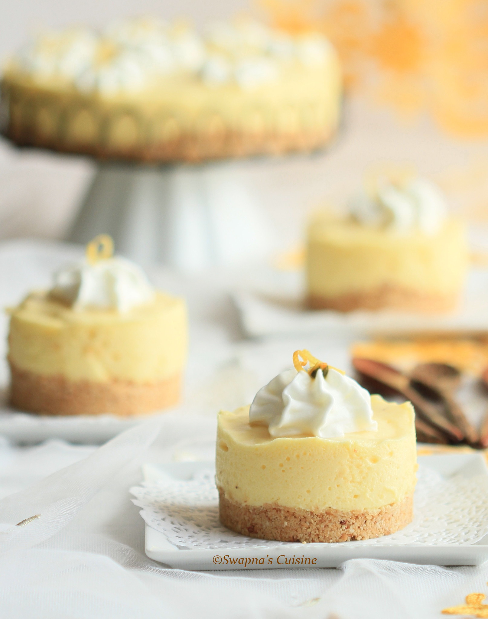 Passionfruit Pie