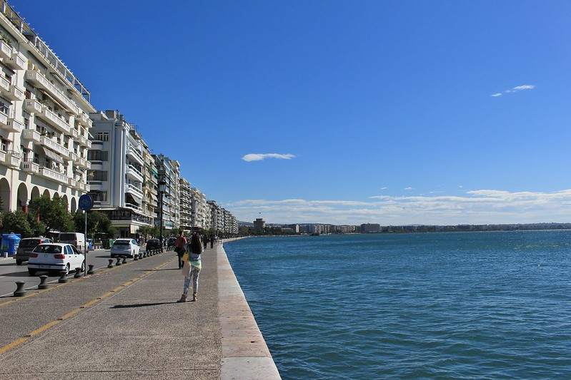 Thessaloniki seaside