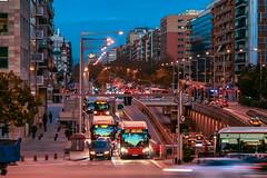 Barcelona: Gran Via de les Corts Catalanes