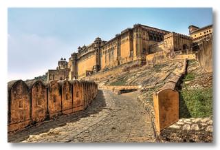 Jaipur IND - Amber Fort 13