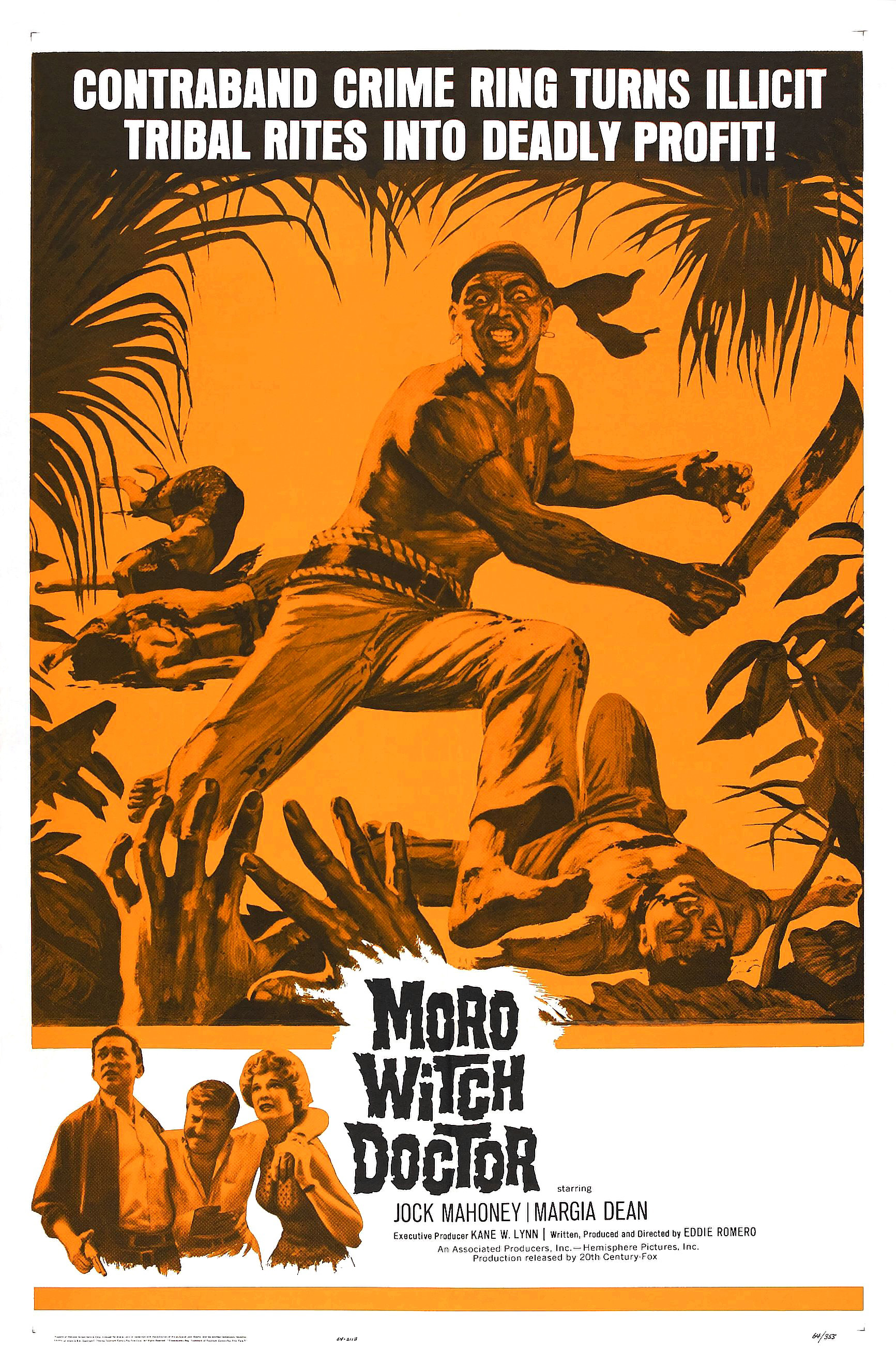 Moro Witch Doctor (1964)