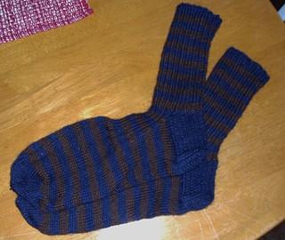 Miehen sukat (45) 7 veljeksestä