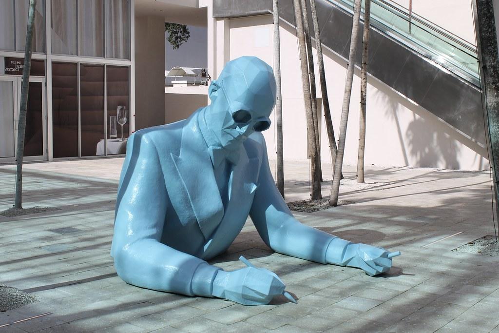 Design District Sculpture