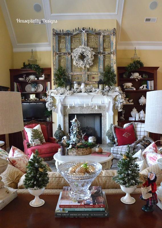 Great Room-Christmas 2014-Housepitality Designs