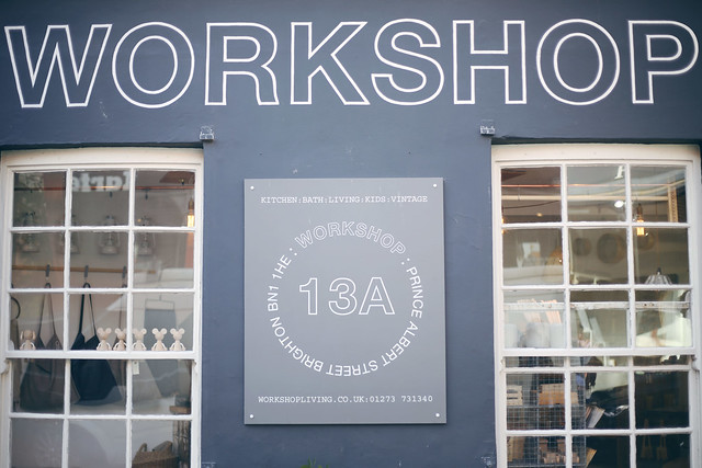 Workshop Brighton