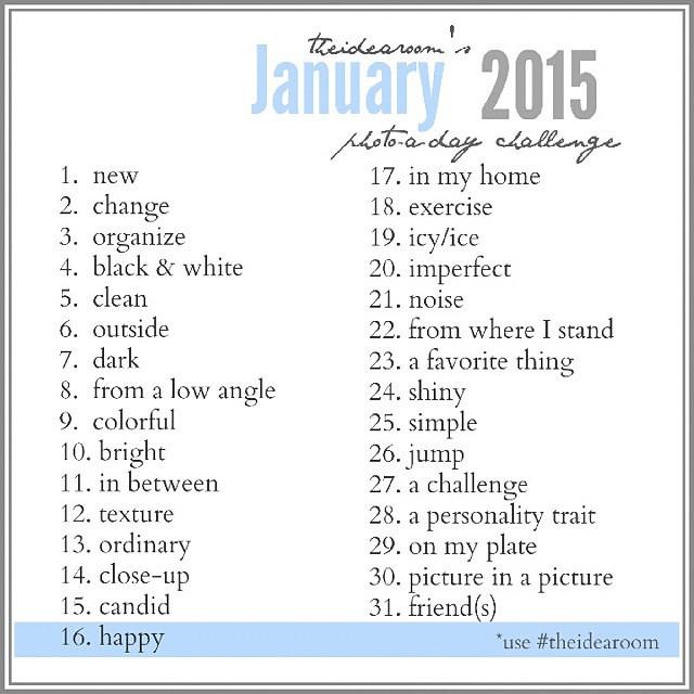 Photo a day January