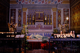 Sleeping by The Altar