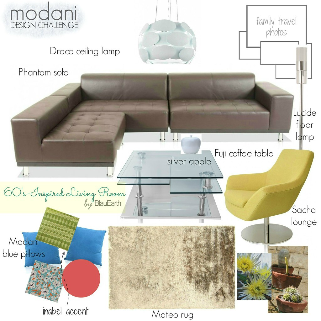 Modani design challenge mood board