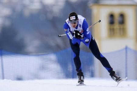 Martin Jakš rozjel Tour de Ski nadějně - prolog v Oberstdorfu dokončil jako dvanáctý