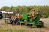 Tracks to the Trenches 2014, Motor Rail Tractor