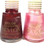 Revlon Color Illusion Crimson Sparkle & Pink Prism