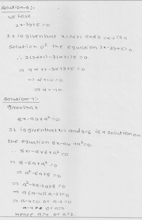 RD Sharma Class 9 Solutions Chapter 13 Linear Equations in Two Variables 30