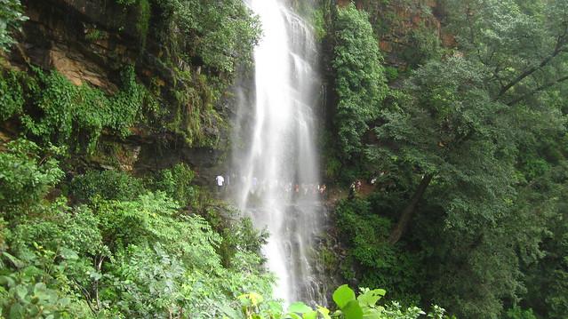 Waterfalls at Jwala Narsimha