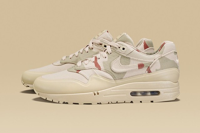 "#4 NIKE AIR MAX 1 SP ""DESERT CAMO"""