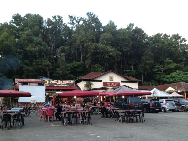 medan selera selayang - selayang food court