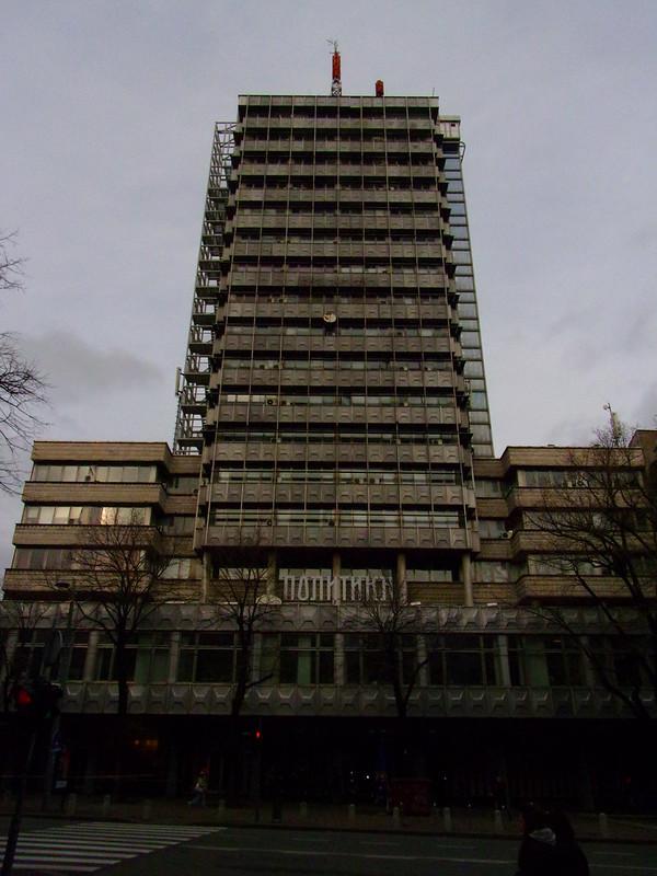Good ol Socialist Architecture