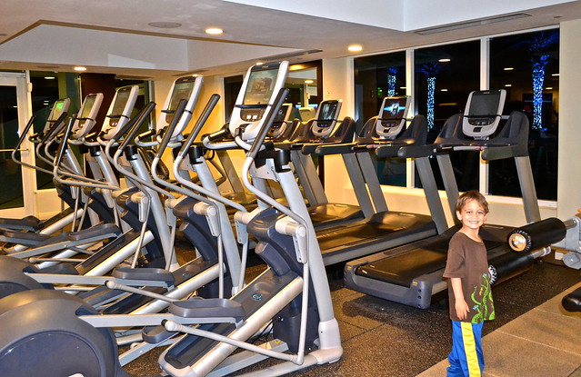 Hilton Fort Lauderdale Beach Resort - fitness center